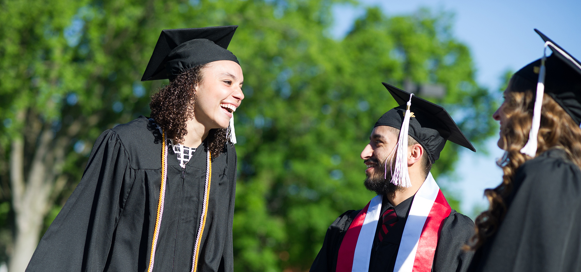 Northwestern graduates get great jobs – and lead faithful, courageous lives for Christ.