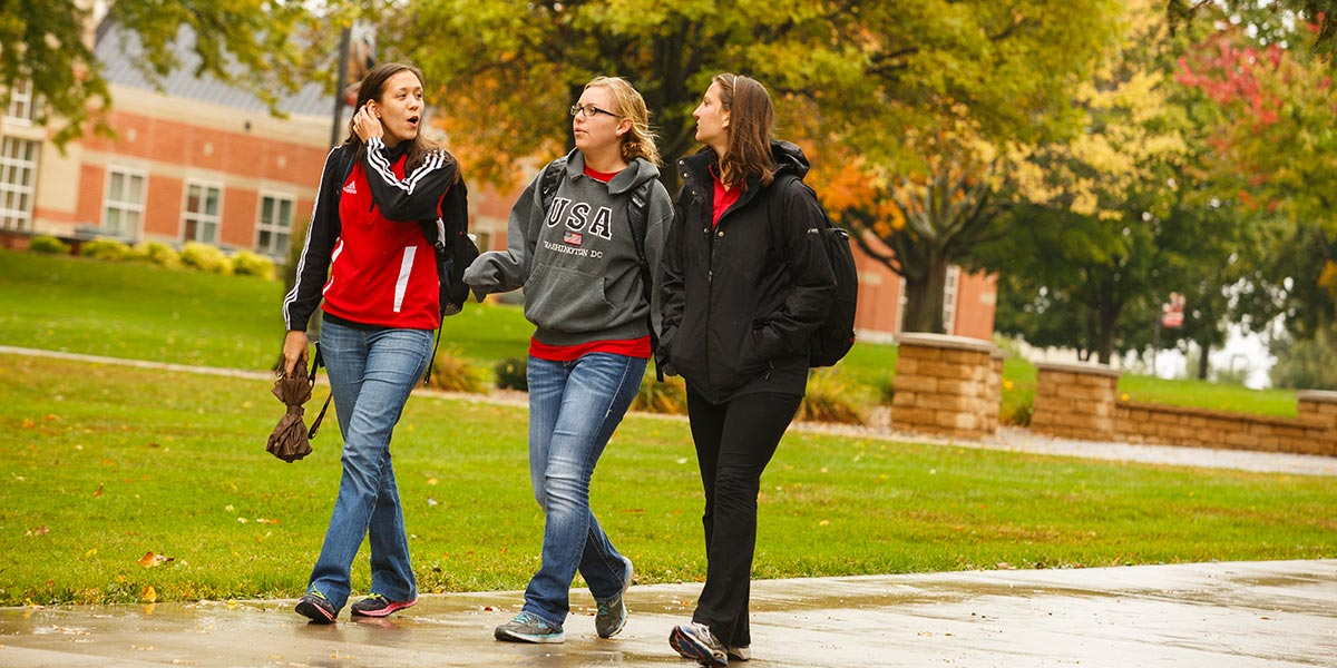 Northwestern college portage for Northwestern virtual tour