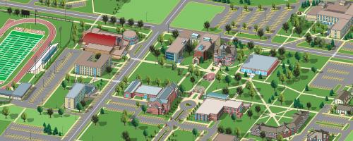 Northwestern College Virtual Tour