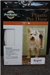 Plastic Pet Door for Medium Pets