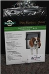 Small Pet Screen Door