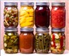 Canned Garden Produce