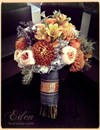 Contemporary Live Flower Arrangement