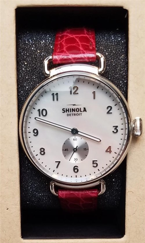 Shinola Woman's Watch
