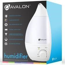Avalon Ultrasonic Humidifier