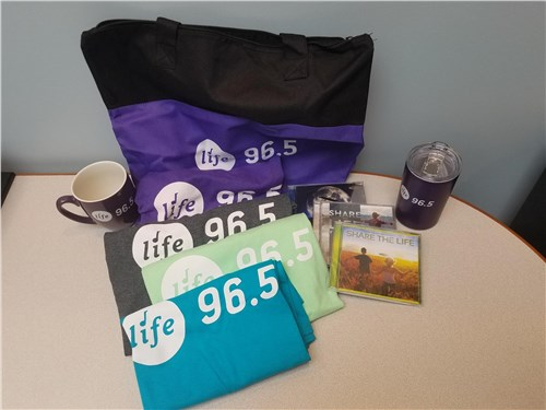 Life 96.5 Radio Gift Package