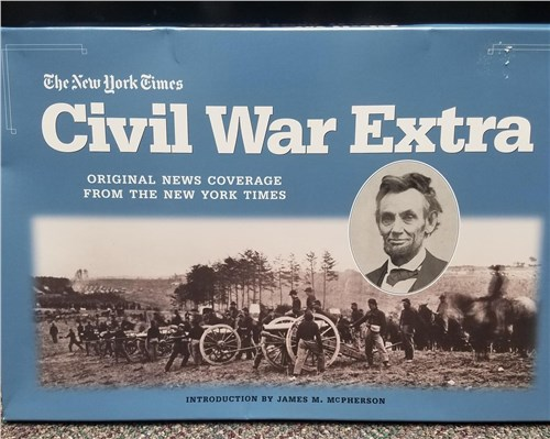 New York Times Commemorative Section of Civil War