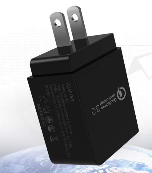 Yunsong USB Wall Charger