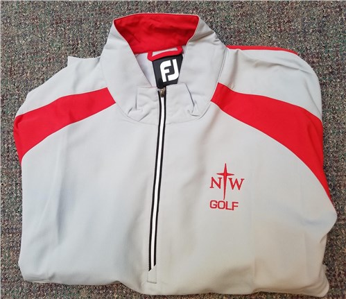 NWC Golf Windshirt