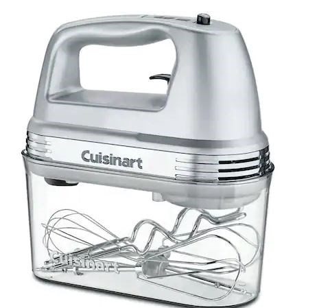 Cuisinart 9-Speed Hand Mixer