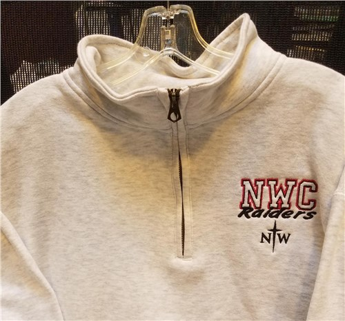 NWC Quarter-Zip Men's Sweatshirt