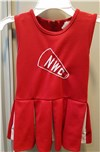 NWC Mini Cheerleader Dress