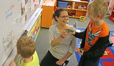 M.Ed. in early childhood program ranked among best