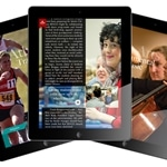 NWC digital yearbook available in iTunes
