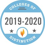 Northwestern College earns national recognition as College of Distinction