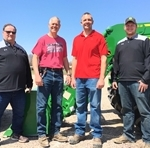 AgriVision Equipment Group tractor donation aids Northwestern College