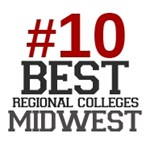 Northwestern College ranked 10th by U.S. News and World Report