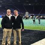 Northwestern sport management majors get behind the scenes experience at Super Bowl LII