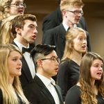 A cappella Choir to perform touring concert at Northwestern