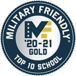 Northwestern College named a Top-10 Military-Friendly School