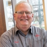 Simmelink retires as Northwestern College maintenance director