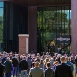 Northwestern dedicates DeWitt Family Science Center