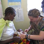 Northwestern nursing alumna serves as missionary in Kenya