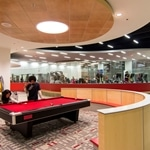 Fitness center wins design award