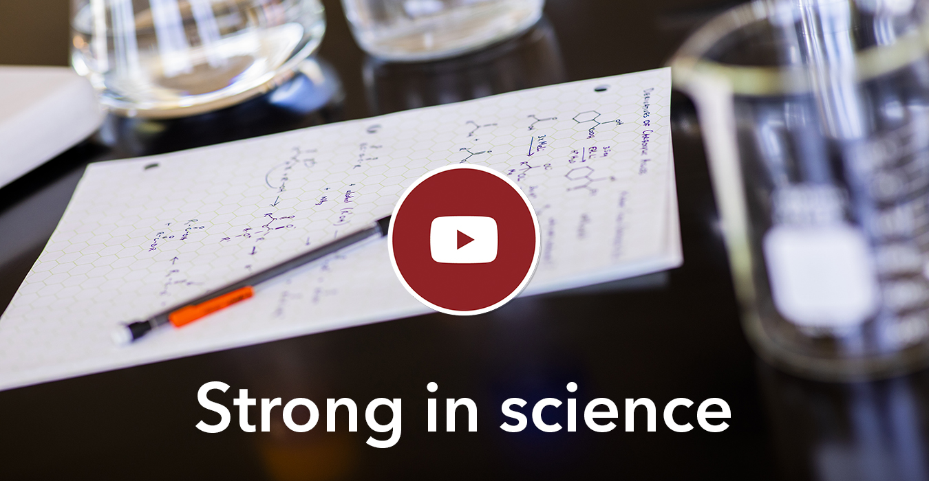 Strong in Science