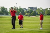 Red Raider Golf Classic participants