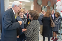 Jack and Mary DeWitt Family Science Center Dedication