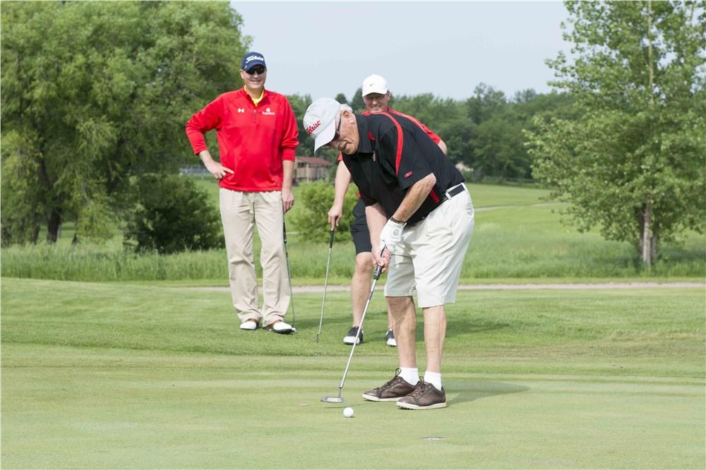 Northwestern College   Photos   Red Raider Golf Classic